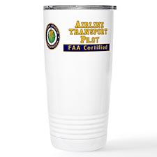 Airline Transport Pilot Travel Mug