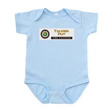 Tailwheel Pilot Infant Bodysuit