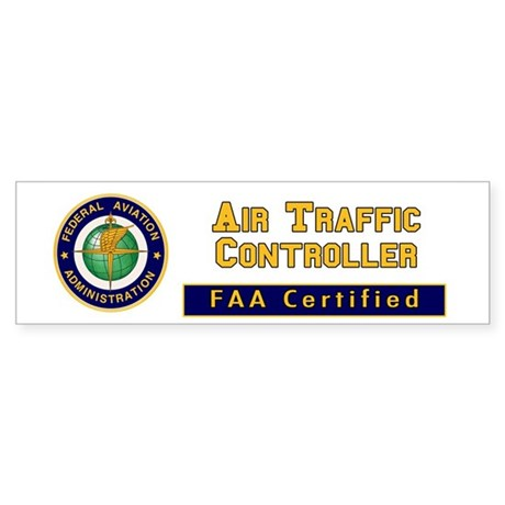 Air Traffic Controller Sticker (Bumper)