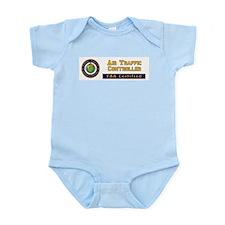 Air Traffic Controller Infant Bodysuit