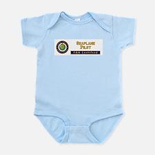 Seaplane Pilot Infant Bodysuit
