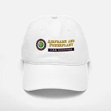 Airframe & Powerplant Baseball Baseball Cap
