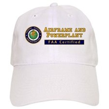 Airframe & Powerplant Baseball Cap