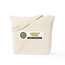 Aircraft Owner Tote Bag