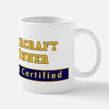 Aircraft Owner Mug