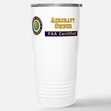 Aircraft Owner Travel Mug
