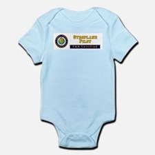 Gyroplane Pilot Infant Bodysuit