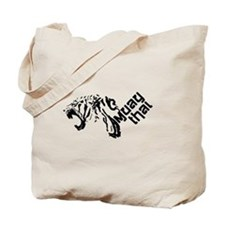 Muay Thai Tiger Tote Bag