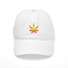 Glow Pot Leaf Baseball Cap