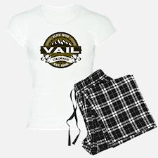 Vail Olive Pajamas