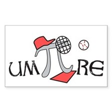 Funny um-Pi-re Decal