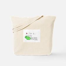 """""""Golf"""" Tote Bag"""