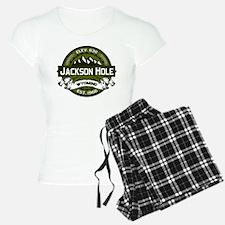 Jackson Hole Olive Pajamas
