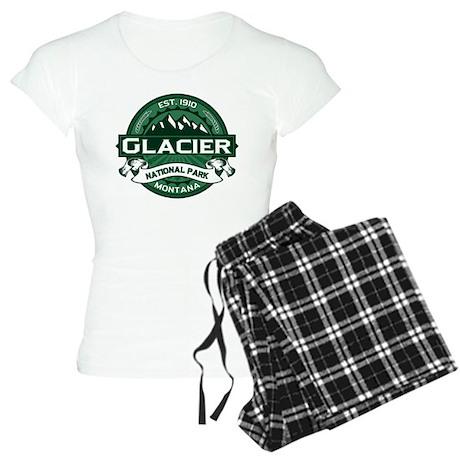 Glacier Forest Women's Light Pajamas