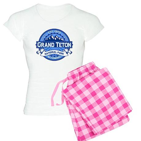 Grand Teton Cobalt Women's Light Pajamas
