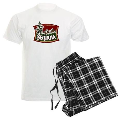 Sequoia Mountains Men's Light Pajamas