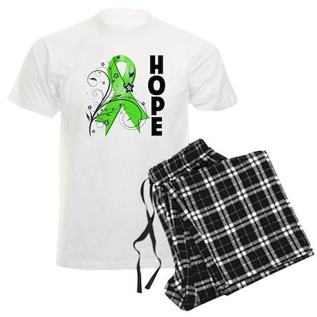 Hope NonHodgkins Lymphoma Men's Light Pajamas