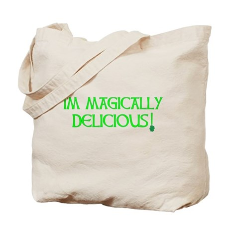 I'M MAGICALLY DELICIOUS Tote Bag