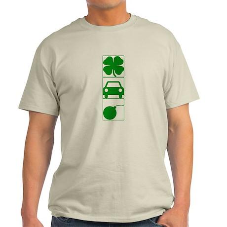 Irish Car Bomb Light T-Shirt