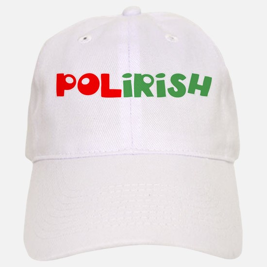 Polirish Baseball Baseball Cap