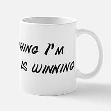 Addicted to Winning Mugs
