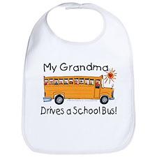 Grandma Drives a Bus - Bib