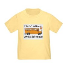 Grandma Drives a Bus - T