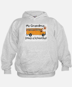 Grandma Drives a Bus - Hoody