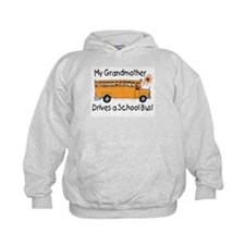Grandmother Drives a Bus - Hoodie
