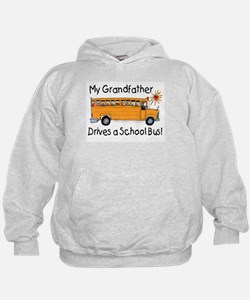 Grandfather Drives a Bus - Hoodie