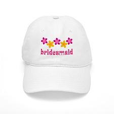 Bridesmaid Tropical Hawaiian Baseball Cap