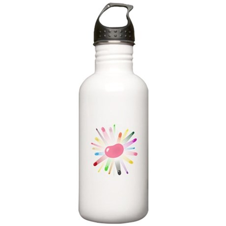 jelly bean blowout Stainless Water Bottle 1.0L
