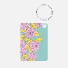 Pastel Bloom Keychains