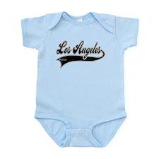 LOS ANGELES CALIFORNIA Infant Bodysuit