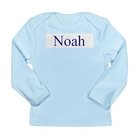 Noah Long Sleeve Infant T-Shirt