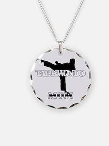 Taekwondo Mom Necklace