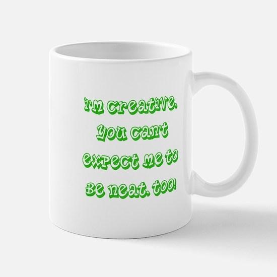 I'm Creative! Mug