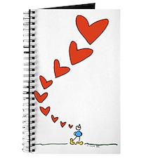 Thinking of Love Journal