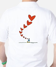 Thinking of Love  T-Shirt