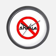 OPPOSE THIS Wall Clock