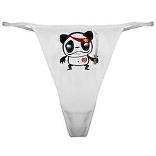 Bandit Panda Classic Thong