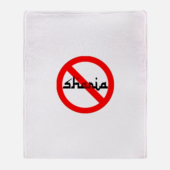 OPPOSE THIS Throw Blanket