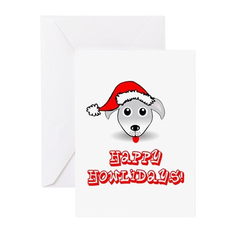 Happy Howlidays! Greeting Cards (Pk of 20)