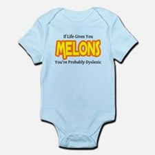 If Life Gives You Melons You Infant Bodysuit