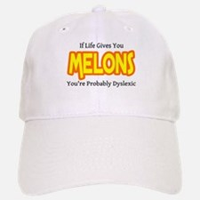 If Life Gives You Melons You Baseball Baseball Cap