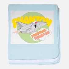 PHANTOMS PHOREVER baby blanket