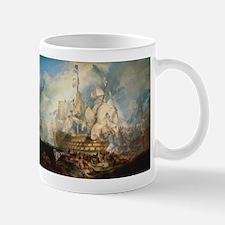Battle of Trafalgar Small Small Mug