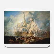 Battle of Trafalgar Mousepad