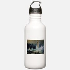 Bell Rock Lighthouse Water Bottle