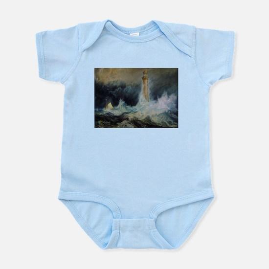 Bell Rock Lighthouse Infant Bodysuit
